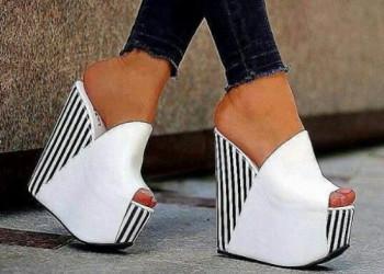 مدل کفش مجلسی جدید پاشنه دار با طرح های زیبای اروپایی ( 30 عکس)