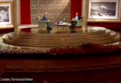 دعوت مهران مدیری از رامبد جوان و جناب خان در دورهمی! (فیلم)