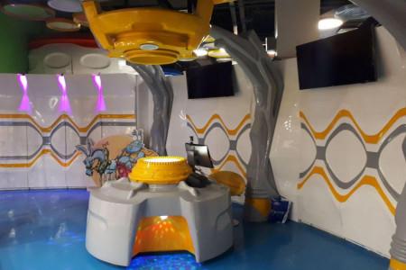 شهربازی رباتیک : معرفی روبوکیدز اولین خانه بازی رباتیک ایران