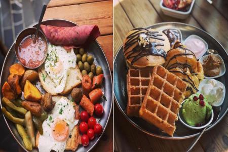 پیشنهاد 60 مدل صبحانه ی خوشمزه تصویری برای تنوع بیشتر