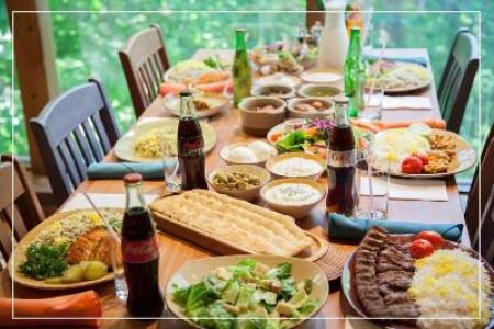 تصاویری از بهترین رستوران های تهران