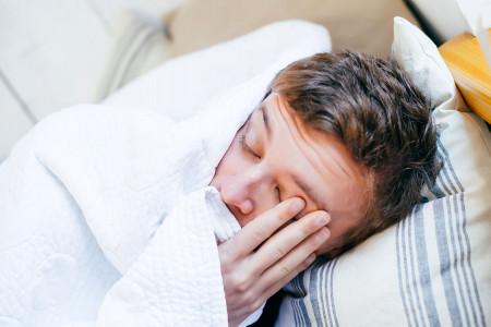 علت پرش اندامها در خواب