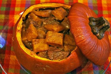 بهترین روش برای پخت خورشت کدو حلوایی با طعمی متفاوت و جذاب