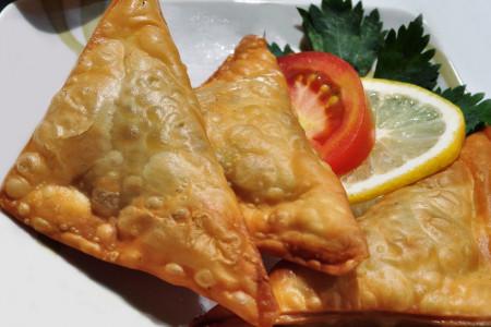 سمبوسه هندی با ماهی خاص و خوش طعم