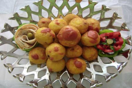 طرز تهیه توپک مرغ سوخاری
