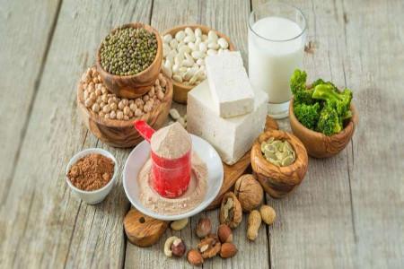 لیست غذاهای پروتئین دار