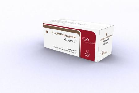 لیزینوپریل محافظت از قلب و عروق در مقابل فشار خون بالا