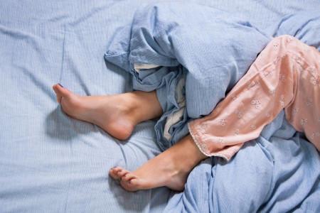 علت داغی دست و پا در بارداری چیست؟
