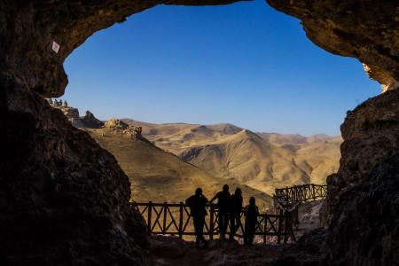 درباره غار باستانی کرفتو (کردستان)
