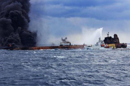 سانحه دریایی : حادثه های خطرناک در صنعت کشتی رانی