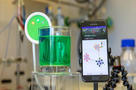 چشیدن مواد شیمیایی خطرناک به کمک زبان رباتیک