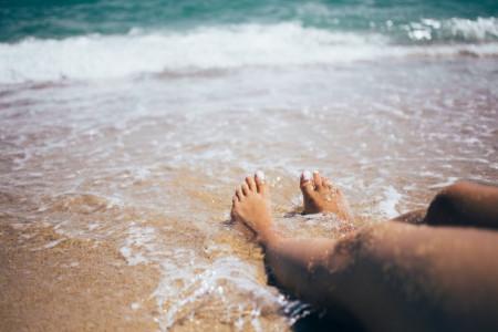 آیا میدانستید آب دریا درمانگر است؟