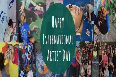 ۳ آبان ماه مصادف با ۲۵ اکتبر روز جهانی هنرمندان (نقاش ها )