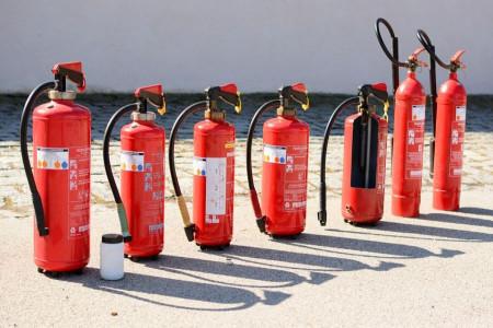 لیست قیمت کپسول آتش نشانی