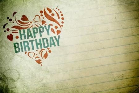 ۲۸ متن و جمله جدید عاشقانه برای تبریک تولد به تیرماهی