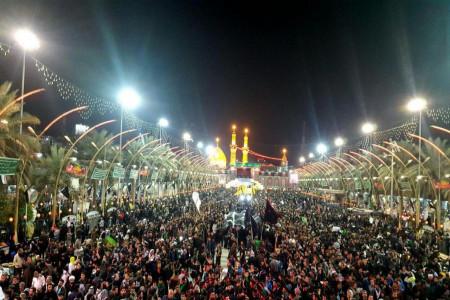 جدیدترین متن و شعر مداحی ترکی به مناسبت اربعین حسینی