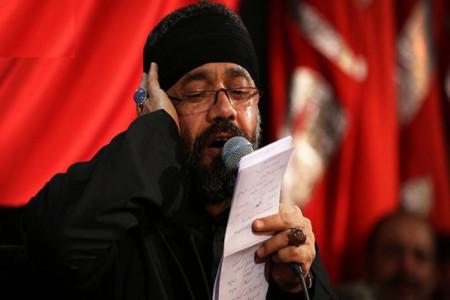 گلچینی از متن نوحه سینه زنی اربعین با نوای حاج محمود کریمی