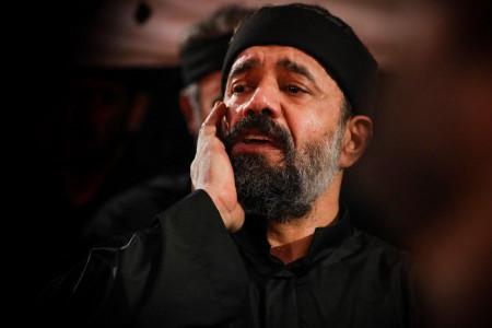 دانلود نوحه من از اربعین جا موندم از حاج محمود کریمی