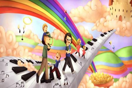 دانلود تاپ ترین و بهترین آهنگ کودکانه جدید و قدیمی
