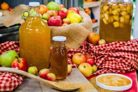 32 خاصیت باورنکردنی سرکه سیب برای سلامتی