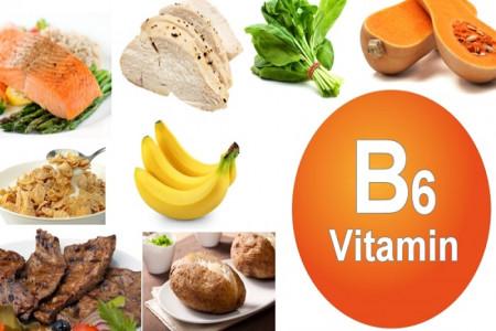 موارد مصرف و عوارض ویتامین B6