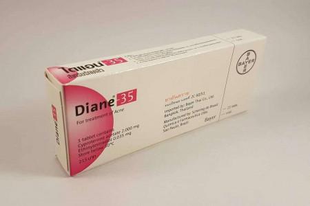 موارد مصرف و عوارض قرص دیان 35 برای خانم ها