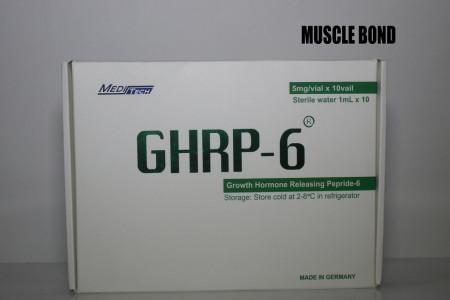 معرفی مکمل جی اچ آر پی 6 (GHRP-6)