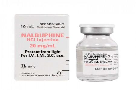 موارد مصرف و عوارض داروی نالبوفین