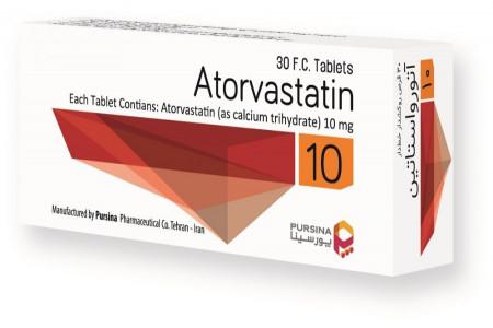 اطلاعات دارویی در مورد آتوسترول