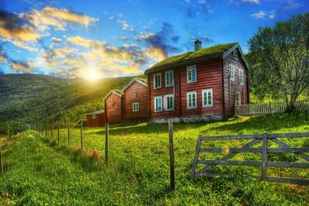 هزینه های سفر به نروژ و دیدنی های این کشور