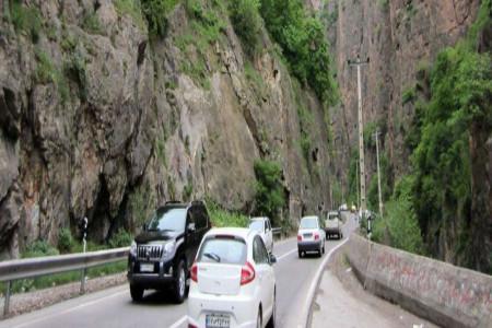 آشنایی با مناطق دیدنی و زیبای جاده چالوس