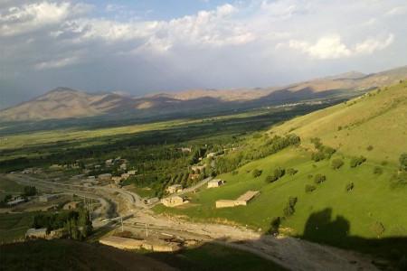 آشنایی با مناطق دیدنی و گردشگری صفاشهر