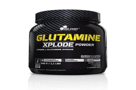 آشنایی با مکمل گلوتامین اکسپلود الیمپ