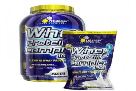 مزایای فوق العاده پروتئین وی کمپلکس 100% الیمپ