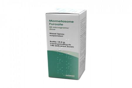 اطلاعات دارویی کامل اسپری بینی مومتازون