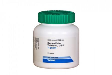 اطلاعات دارویی کامل سوکرالفیت