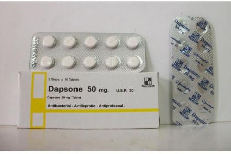 آشنایی با مزایای درمانی داروی داپسون