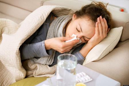 درمان های خانگی موثر آنفولانزا با طب سنتی