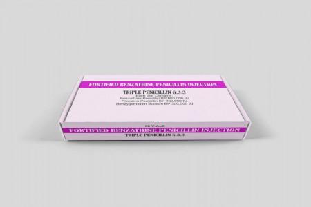 فواید درمانی پنی سیلین 3-3-6
