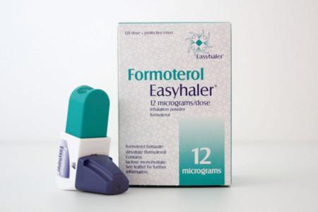 معرفی مزایای درمانی اسپری فورموترول