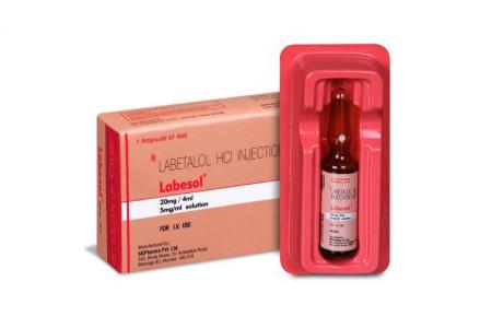 آشنایی با کاربردهای درمانی لابتالول