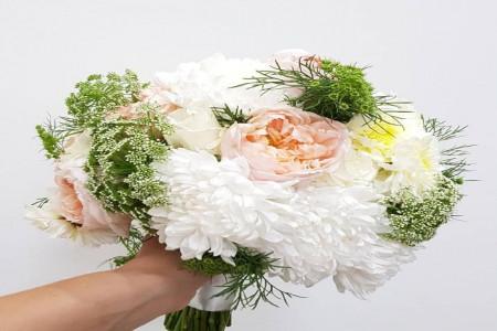 مدل دسته گل عروس جدید 2018 با طراحی مد روز