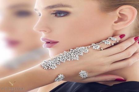 مدل جواهرات دخترانه شیک 2018 سری 1 امروزی برای جذابیت بیشتر