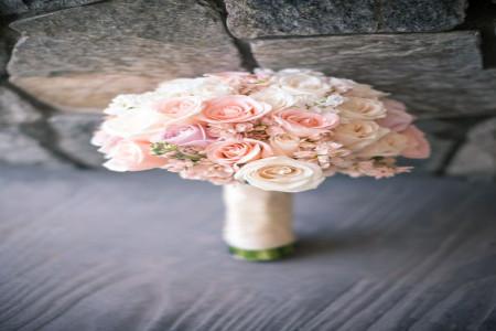 مدل دسته گل عروس برای عقد