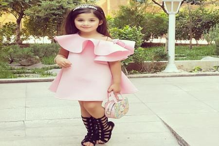 ژورنال مدل لباس بچه گانه دخترانه ( ویژه و مخصوص عید نوروز 98 )