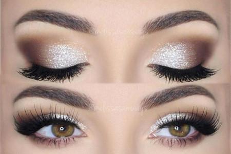 آرایش چشم و ابرو 2019 | مدل های آرایش چشم عروس و میکاپ چشم 98