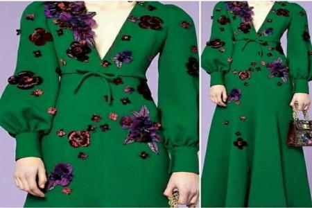 مدل لباس مجلسی گیپور با استایل های خاص و لاکچری