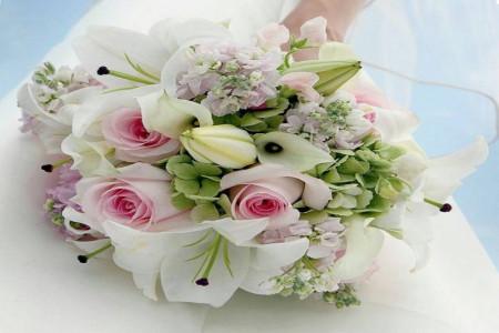 مدل دسته گل عروس شیک در طرح های شیک و متفاوت (سری 4) + عکس