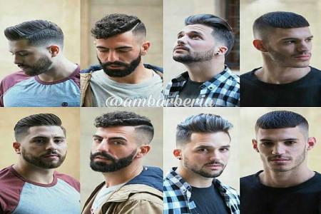 عکسهای مدل موی مردانه جدید 2019 ویژه تابستان سال 98