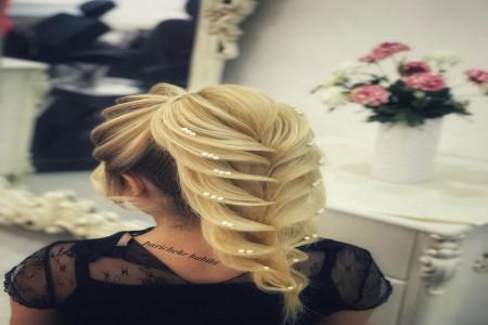 سلکشن جذاب و دیدنی از مدل موی نامزدی جدید ۹۸ شکیل و ناز (۸۰ عکس)